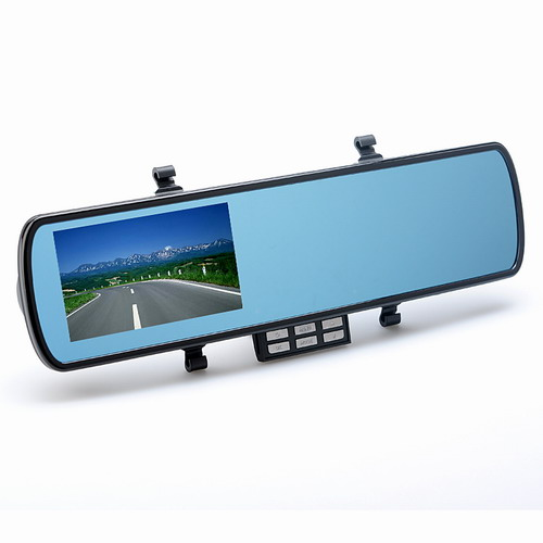 XYCING DV650 Car DVR Rear View Mirror Car Parking Monitor 1080P Cycle Recording Motion Detection Car Black Box DVR Camcorder 6000a 1080p 3 0mp 720p 1 3mp car dvr camcorder w 4 3 tft rearview mirror monitor black