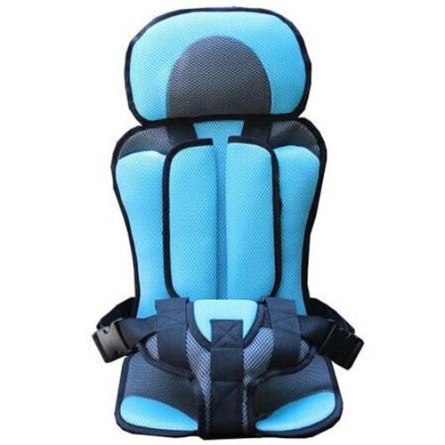 Barato Assento de Carro Do Bebê, Assento de Segurança Do Carro da Criança, para o Bebê de 0-18 KG Espessamento Esponja Crianças Silla Assentos de carro Auto Frete Grátis