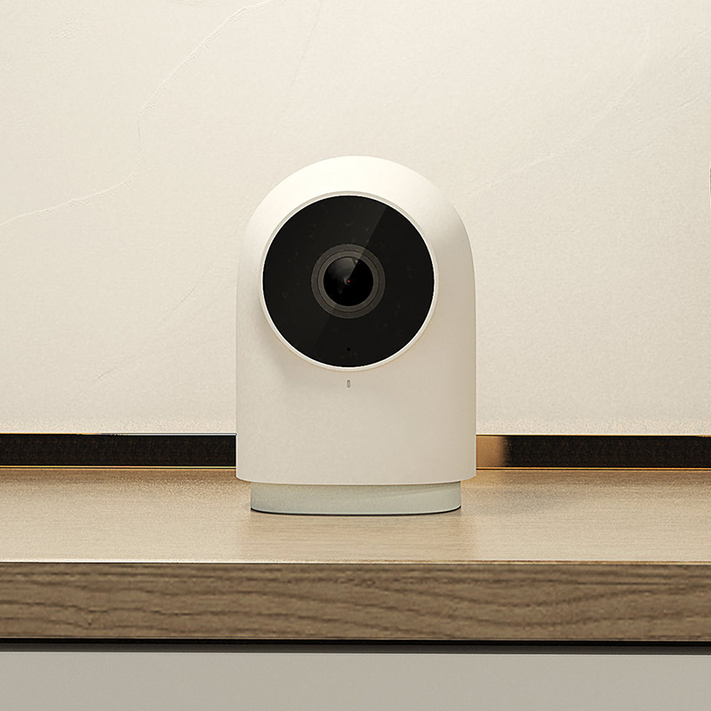 Image 2 - Xiaomi Mijia Aqara Smart 1080P Camera G2 Gateway Edition Zigbee Linkage IP Wifi Wireless Cloud Home Security Smart Devices-in Smart Remote Control from Consumer Electronics