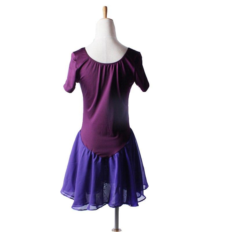NºEl nuevo adulto Ballet falda femenina Collar moderno ropa niños ...