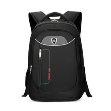 2017 Brand Waterproof Oxford Men Backpack Business Computer Backpack Bag Women Backpack Men's Laptop Bag Backpack 15.6 Free gif