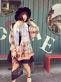 2015 New Arrival Women Vincent Vintage Painting Carriage& starry town big size silk scarf women shawls girl wraps warm color
