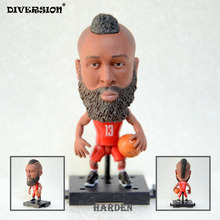 All star figure James Harden Basketball player Model Figurine mannequins Toy  Houston rockets NO.13 harden basketball figure