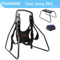 TOUGHAGE Adult Sex Furniture Kit Erotic Games Luxury Love Chair Sex Swing Pillow Wedge Cushion Bondage