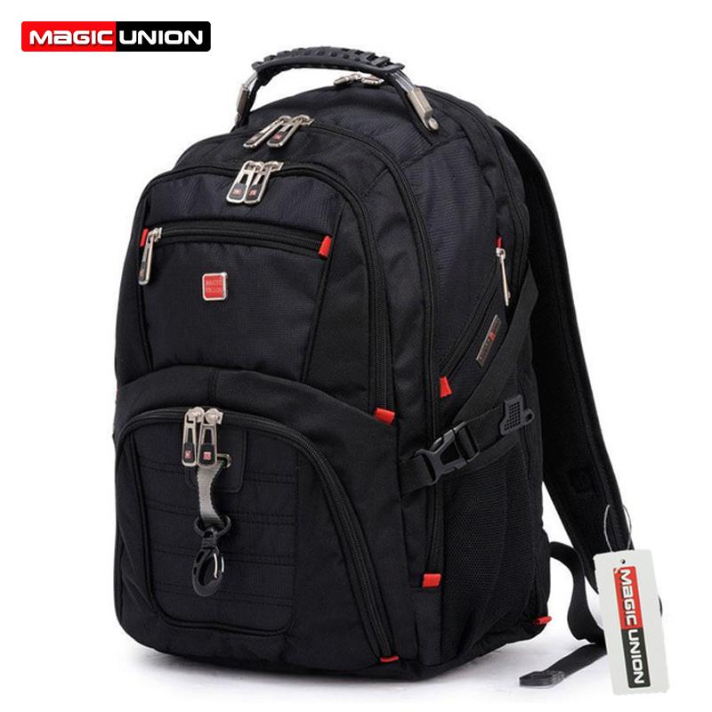 MAGIC UNION Hot Sale Oxford Men Laptop Backpack 15