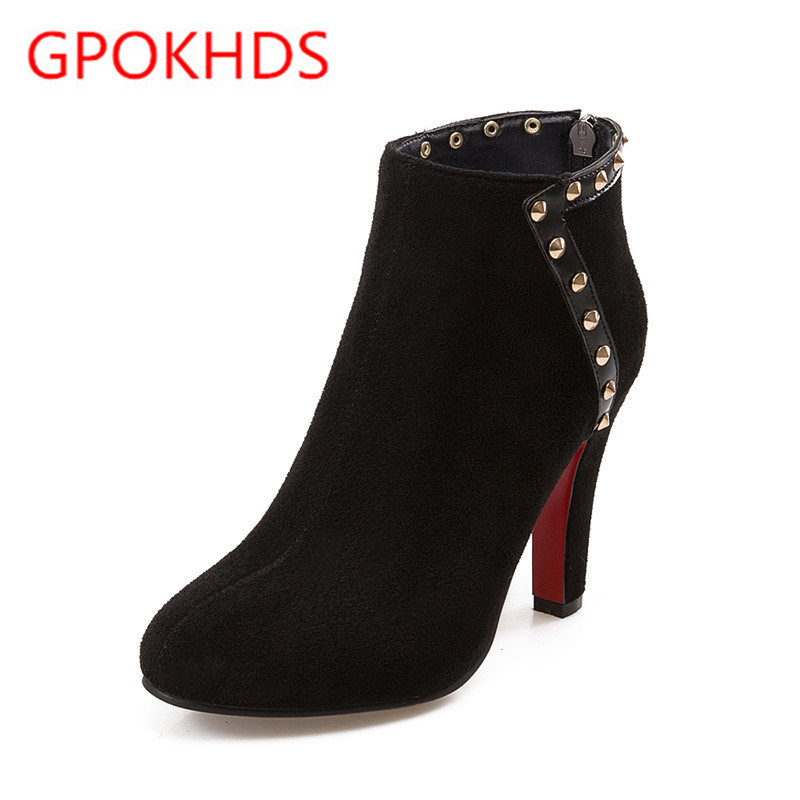 Popular Winter High Heels-Buy Cheap Winter High Heels lots from