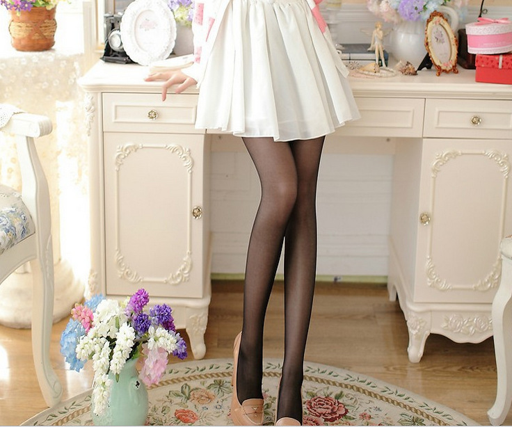 Хорошее качество, ультра-тонкий, модный, Женская Колготки, черного цвета, светло-коричневый, цвет кожи и серый
