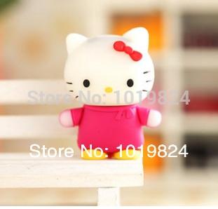 lovely cat usb flash drive 2.0 Pen drive Card Memory Stick Drives 32GB 16GB 8GB 4GB 2GB Festival Thumb/Car/Pen Gift S511