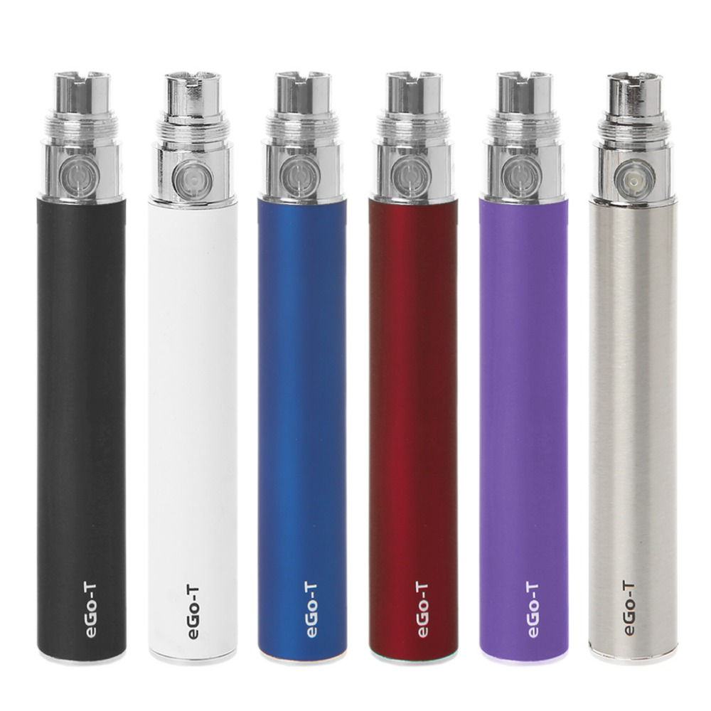Ego-T 900mAh Battery Electronic Cigarette 510 Thread Vape Pen  For CE4 CE5 Evod H2 T3S Atomizer