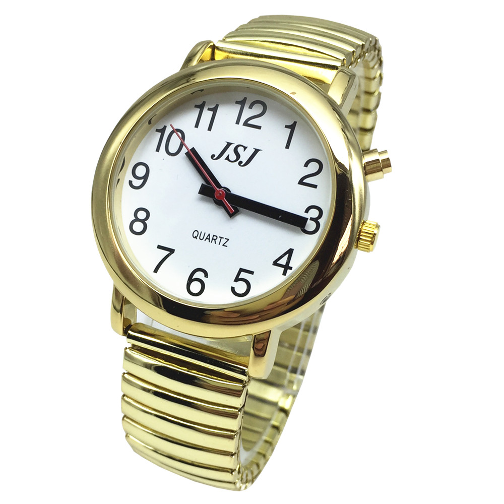 French Talking Watch For Blind People Talking Date And Time