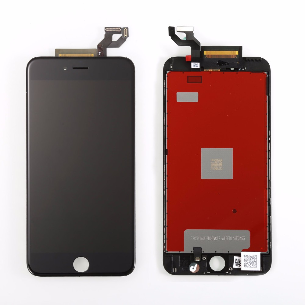 5PCS/LOT No Dead Pixel LCD For Apple iPhone 6S LCD Display With Touch Screen Digitizer Assembly Free Shipping DHL reatil packaging 1pcs lot for huawei g7 no dead pixel lcd display with touch screen digitizer assembly replacement free shipping