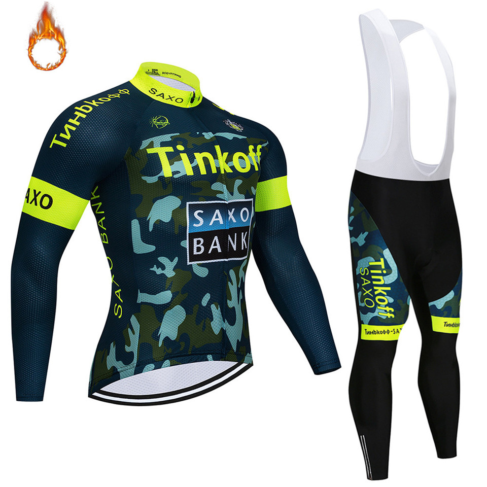 Detail Feedback Questions about 2018 camouflage Winter Thermal Fleece  Cycling Clothing Pro Team Bike Clothes Wear MTB Bicycle Jersey Set Maillot  Ropa on ... 6280f3c8a