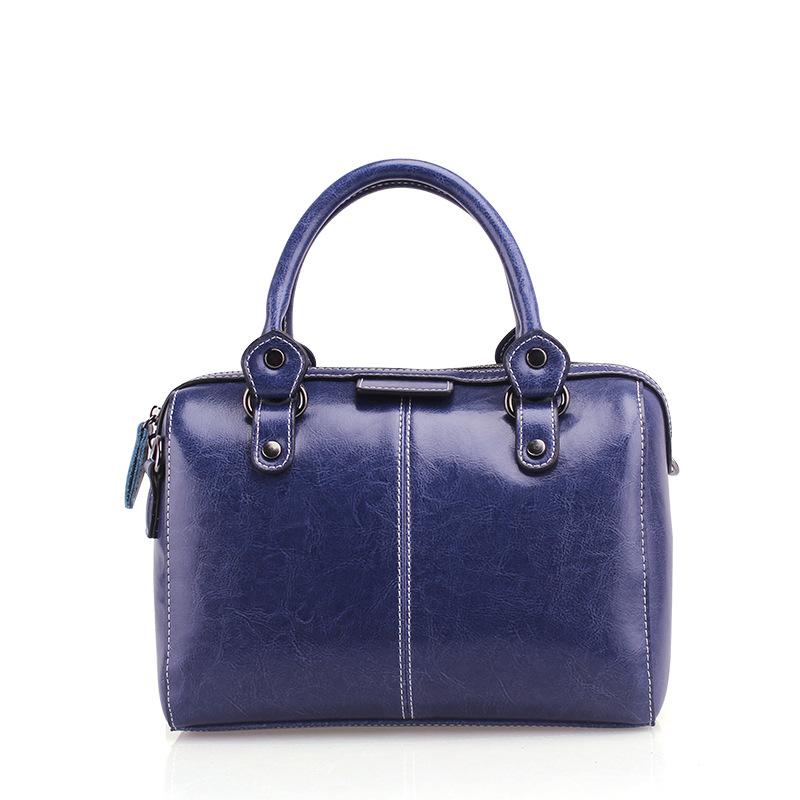 ФОТО Fashion Real Cow Leather Ladies Hand Bags Women Genuine Leather Handbag Shoulder Bag Pillow Designer Luxury Brand Bag 6066#