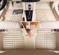 Custom fit OHANNY estilo do carro tapete do assoalho liner caso esteiras para Highlander sequoia ZELAS ALPHARD Toyota Hilux acessórios CALLORA