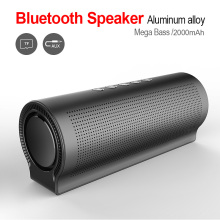 Portable Bluetooth Speaker Wireless Speaker with Stereo Music Sound Waterproof Indoor Outdoor Speaker for Iphone PC цена и фото