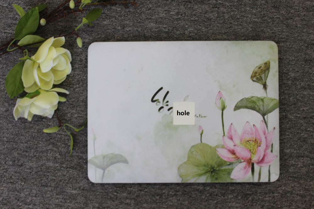 FULCLOUD Oil painting Case for Macbook Air 11 13 Pro Retina 12 13 15 inch Touch Bar 13 15 Laptop Cover Shell free shipping