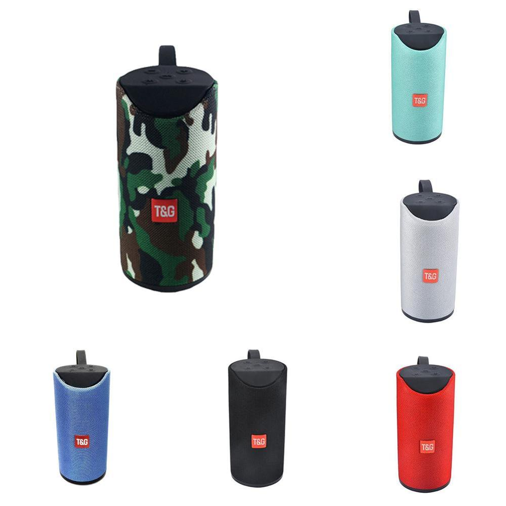 TG113 Outdoor Bluetooth Speaker BT Portable Wireless Mini TF Card waterproof and USB Disk Loudspeaker