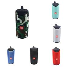 TG113 Outdoor Bluetooth Speaker BT Portable Speaker Wireless Mini TF Card waterproof and USB Disk Loudspeaker