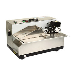 Low cost customized printing coder MY-380F for plastic film, card