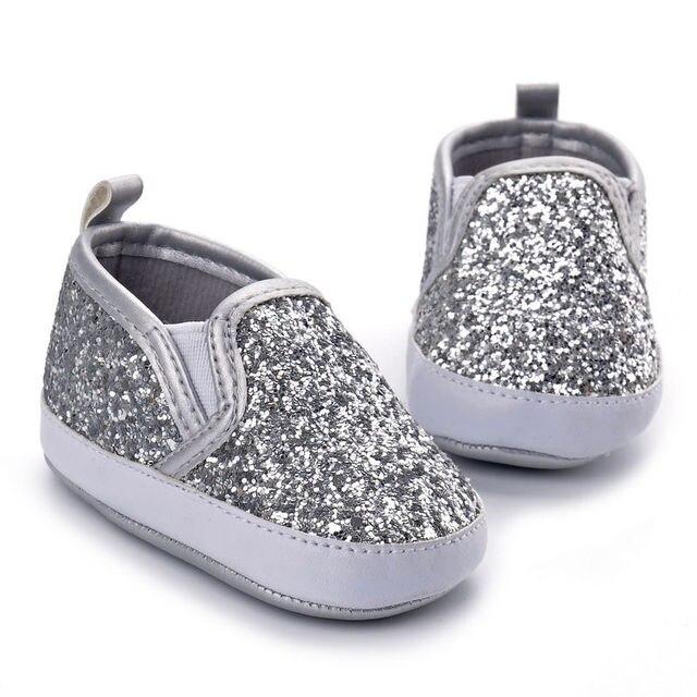 Mocasines zapato para caminar bebé, niño recién nacido primeros caminantes.
