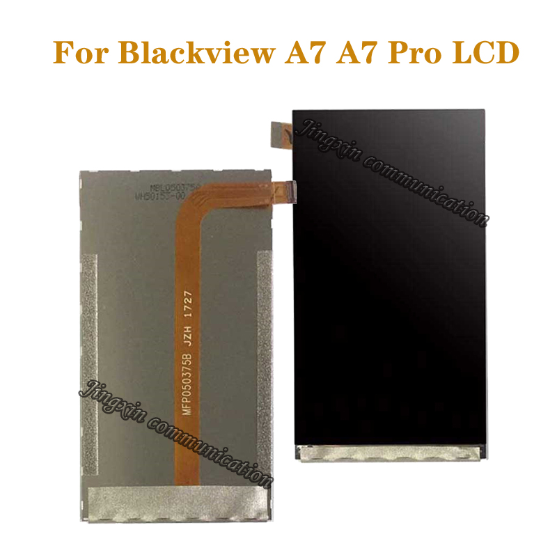 LCD is only available for Blackview A7 LCD screen display replacement Blackview A7 Pro LCD repair parts-in Mobile Phone LCD Screens from Cellphones & Telecommunications