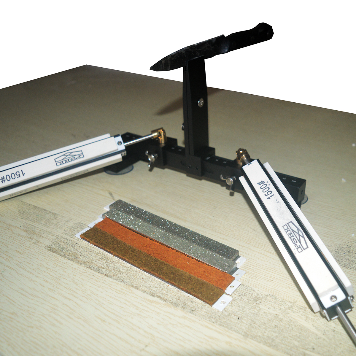 New Knife sharpener Sharpening System Wicked Edge Precision Knife Sharpener Sharpens and diamond Hones water stone leather