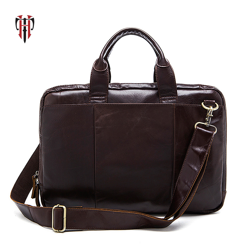TIANHOO genuine leather cow leather business man handle bags & crossbody bag travel out bags water proof briefcase laptop bagsTIANHOO genuine leather cow leather business man handle bags & crossbody bag travel out bags water proof briefcase laptop bags