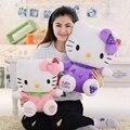 Envío Libre 25/35/40/50/55 cm Gigante Grande Hello Kitty Juguetes de Peluche de Felpa Suave juguetes para Niños de Juguetes figura de anime