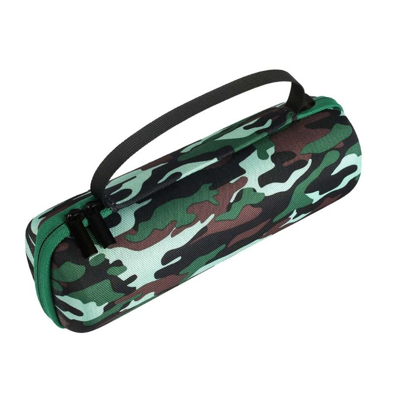 Hard Travel Protective Case Camouflage EVA Cover...
