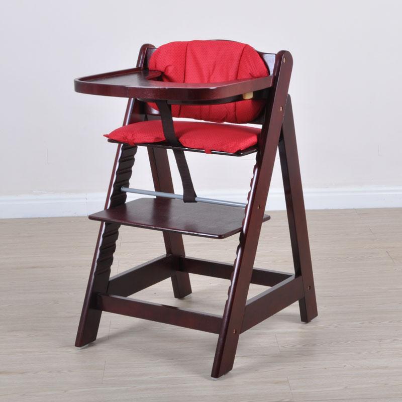 цена на Multifunctional baby child solid wood dining chair baby dining chair solid wood baby chair