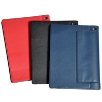 High Quality Litchi PU Leather Book Case Cover For Lenovo Yoga Tab3 Tab 3 Plus YT