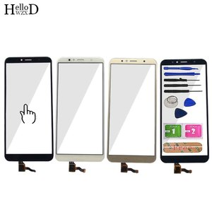 Image 1 - 5.7 Mobile Touch Screen Sensor For Huawei Honor 7A Pro AUM L29 Touch Screen Digitizer Front Glass Panel