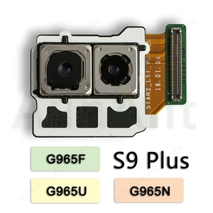 Image 5 - لسامسونج غالاكسي S8 S9 زائد G960F G965F G950f G955f الأصلي الرئيسية الخلفية كاميرا عودة فليكس كابل الهاتف إصلاح أجزاء