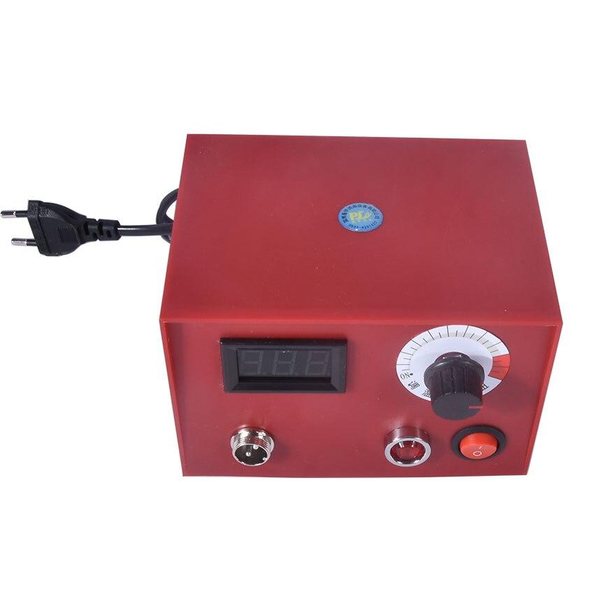 все цены на 1PC New Professional Digital display 50W electric pyrography machine XA2-F gourd Wooden pyrography machine онлайн