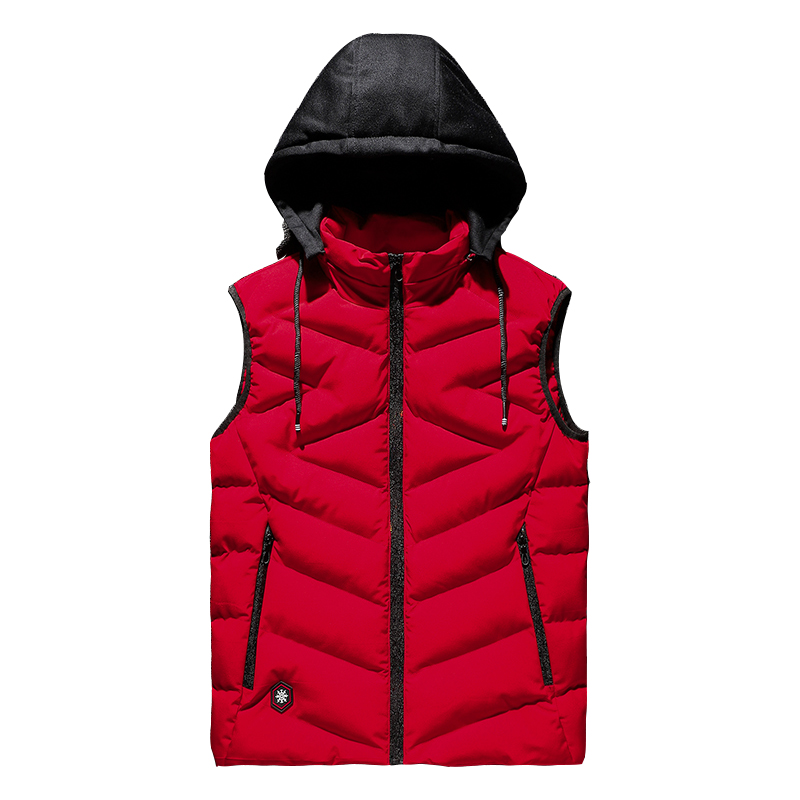 Image 4 - Cotton Vest Men Plus Size Big 6XL 7XL 8XL Large Casual Winter 