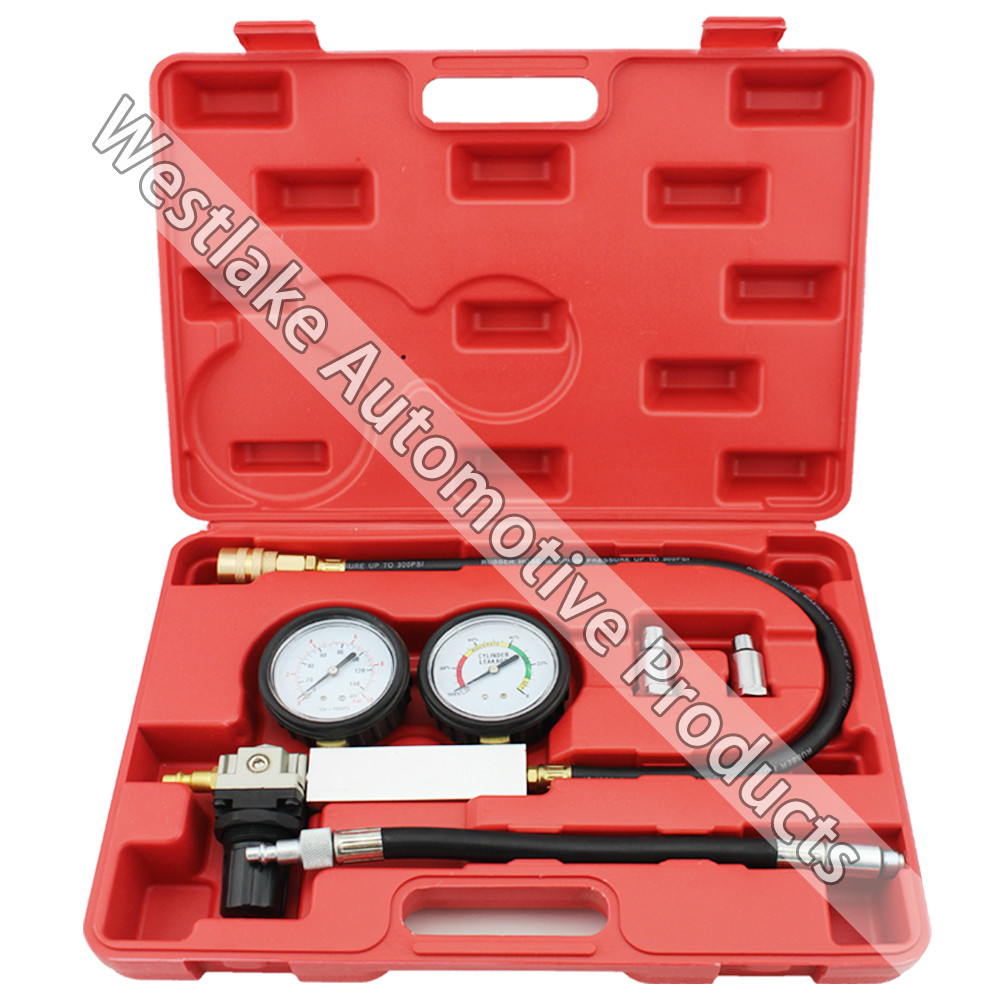 UTOOL TU-21 Engine Cylinder Leakage Detector and Crank Stopper for Engine Cylinder Leak Tester