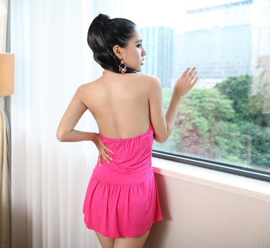 Sexy ass in dress