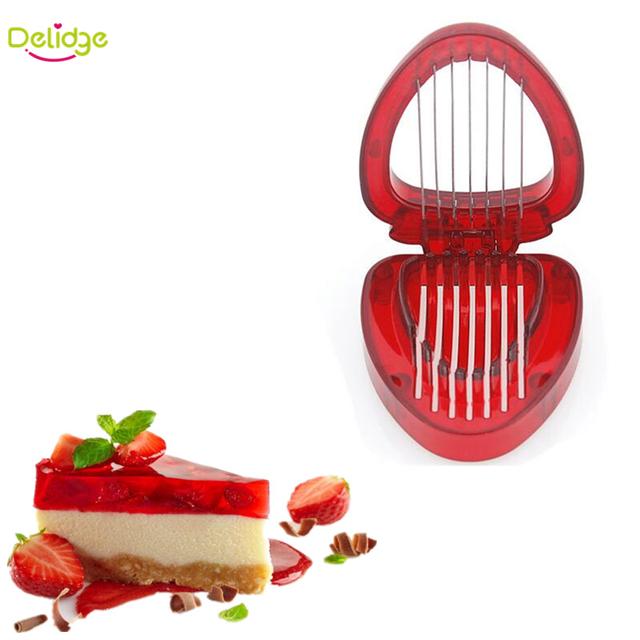 Strawberry Slicer plastic cooking utensils