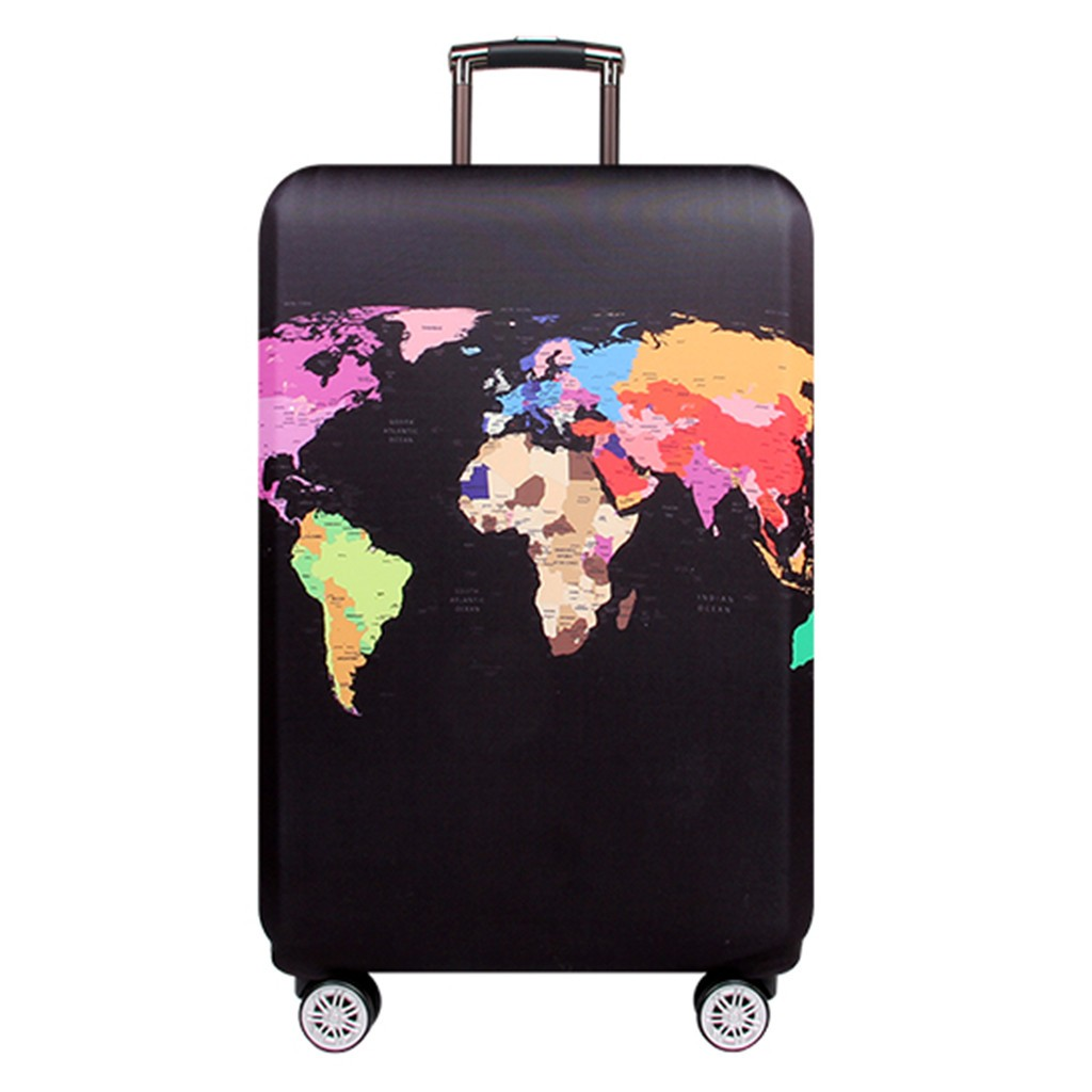 Thicker Travel Luggage Protective Cover Trunk Case Apply To 18''-32'' Suitcase Travel Luggage With Suitcase On Wheels Hot Mar 25