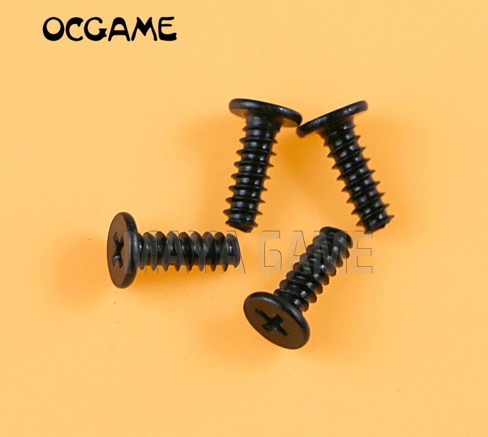 OCGAME 20pcs/lot Screw For PS4 Wireless Controller Repair Accessory Screws For PS4 Controller Screws