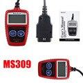 KONNWEI Mini MS309 KW806 OBDII автомобильный диагностический сканер неисправностей поддержка голландского  немецкого  английского  испанского  француз...