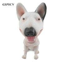 Car Styling Cute Bobblehead Lifelike Dog Doll Car Nodding Dog Shakes His Head Shaking Dog For