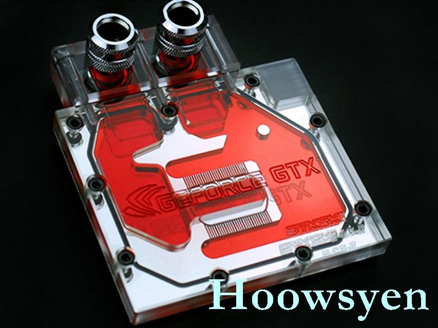 N-GX-X GTX480 670680 780770980970 GTX580 water-cooled head