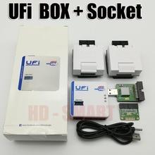 2019 новый оригинальный UFI Box power Ufi Box ful EMMC service Tool читать данные пользователя EMMC, а также ремонт, изменение размера, формат,