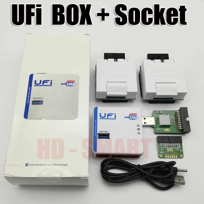 2019 new original UFI Box power Ufi Box ful EMMC Service
