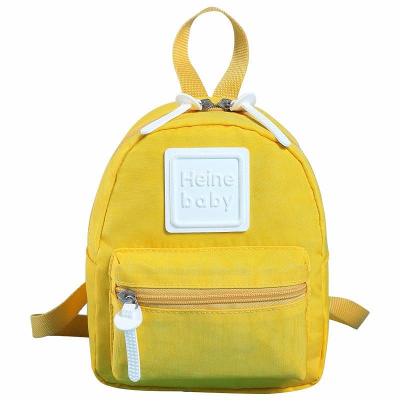 2018 Barnd New Solid Color Little Kitten Mini Mummu Bags Kids&New Baby Cute Backpack Free Drop Shipping