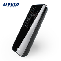 Free Shipping Livolo New Style Touch Remote Controller Wall Light Remote Switch Controller VL RMT 03
