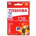 TOSHIBA карта micro sd 128 ГБ класс 10 Реальная Емкость SDXC U3 90 М/С Карты Памяти Карта Micro Sd бесплатный адаптер Для телефон/Tablet/Camera