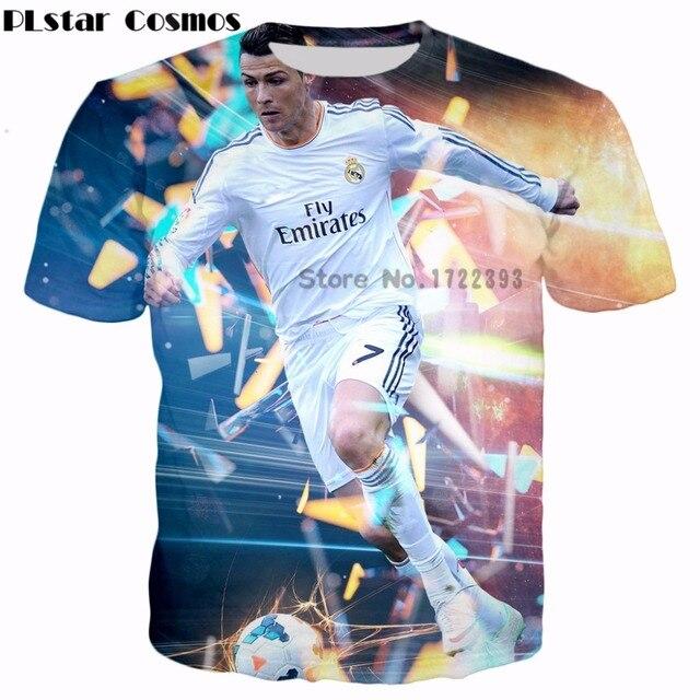 Cosmos 3d T Shirtdonne Brand Abbigliamento Fashion Estate Di Plstar mN80wn
