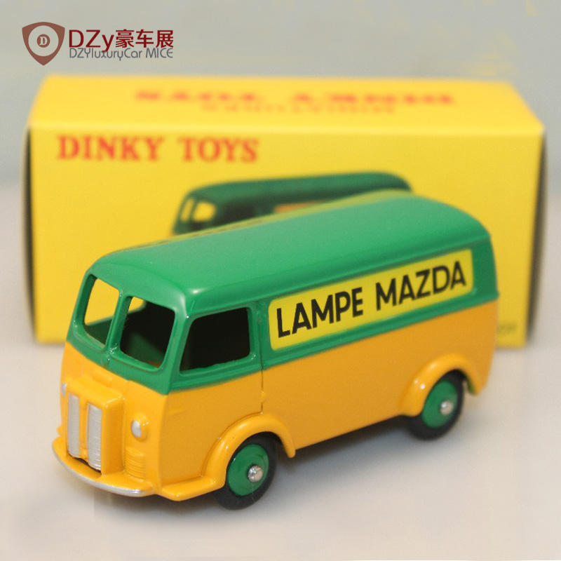 buy 1 43 atlas dinky toys 25b peugeot fourgon tole d 3 a lampe mazda 02 from. Black Bedroom Furniture Sets. Home Design Ideas